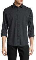 Slate & Stone Spread Collar Sportshirt