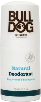 Bulldog Skincare For Men Bulldog Peppermint & Eucalyptus Natural Deodorant 75ml