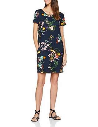 Liu Jo Women's Jersey Dress Flowers,M