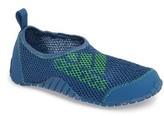 adidas Toddler Kurobe Mesh Slip-On Water Shoe
