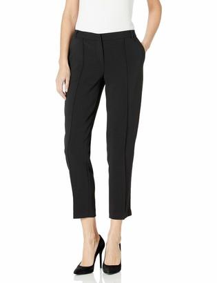 Nanette Lepore Women's Stretch Twill Slim Leg Pant