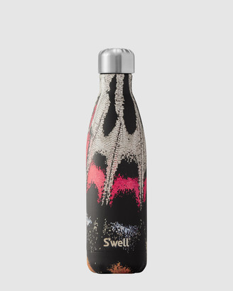 Swell Black Water Bottles - Insulated Bottle Flora & Fauna Collection 500ml Butterfly - Size One Size at The Iconic