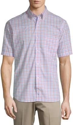 Tailorbyrd Audric Cotton Button-Down Shirt