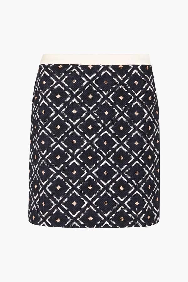 Sass & Bide The Jacquard Skirt