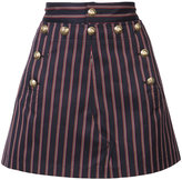 Maison Margiela striped skirt - women - Cotton - 38