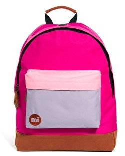 Mi-Pac Tonal Backpack - Berry/pink/lilac