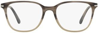Persol Rectangular Frame Glasses