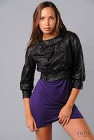 Quintus Leather Jacket