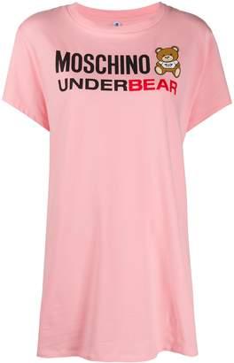 Moschino Underbear print T-shirt