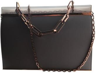 RALPH & RUSSO Grey Leather Handbags