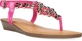 Fergalicious Tito Flat Sandals Women's Shoes