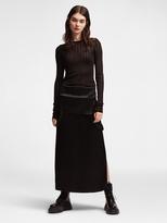 DKNY Pure Long Sleeve Knit Tee