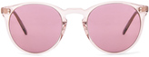 Oliver Peoples The Row O'Malley NYC Sunglasses