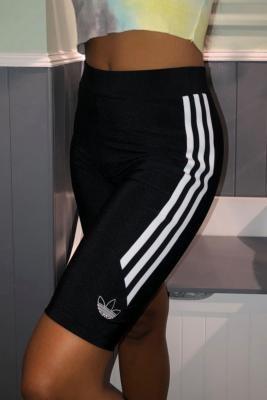 adidas Cycling Shorts - Black UK 6 at Urban Outfitters