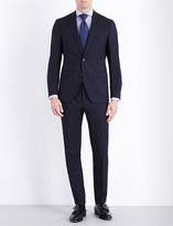 HUGO BOSS Extra-slim fit wool suit