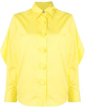 Eudon Choi Puff Sleeve Shirt