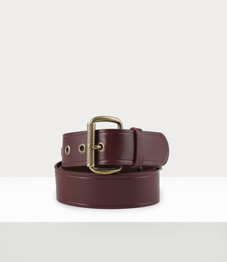 Vivienne Westwood Alex Belt Wine