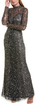 Parker Black Gown