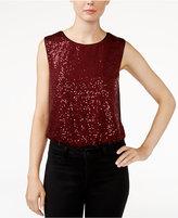Rachel Roy Sequined Bodysuit, Only at Macy's