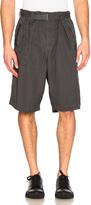 Sacai Overdyed Shorts
