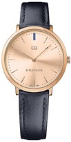 Tommy Hilfiger Slim Rose Gold Dress Watch