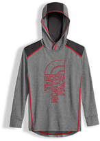 The North Face Long-Sleeve Reactor Hoodie, Boys' Size XXS-XL