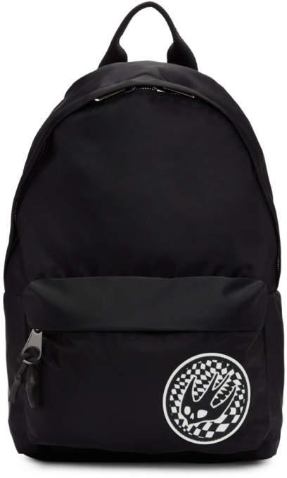 McQ Black Classic Backpack