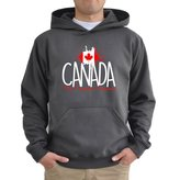 Eddany Canada my favorite country Hoodie