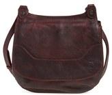 Frye 'Melissa' Leather Crossbody Bag - Brown