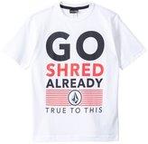 Volcom Boys' Shred Already S/S Tee (8yrs20yrs) - 8130607