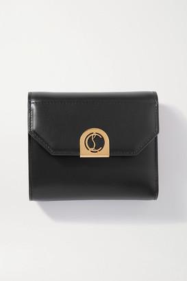 Christian Louboutin Elisa Two-tone Leather Wallet