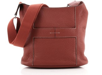 Hermes Sac Good News Bag Leather PM