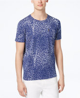Ben Sherman Men's Floral-Print Pocket T-Shirt