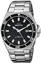 Seapro Men's SP8112 Storm Analog Display Quartz Silver Watch