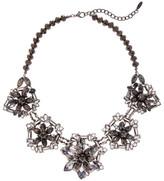 Natasha Accessories 5 Station Beaded Necklace
