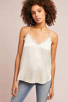 Floreat Laced V-Neck Cami