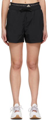 adidas by Stella McCartney Black Sportswear Shorts
