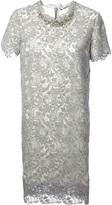 Ermanno Scervino embellished lace dress