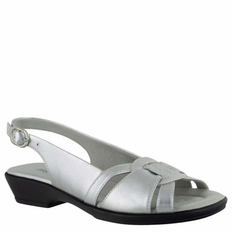 Easy Street Shoes Hero Silver