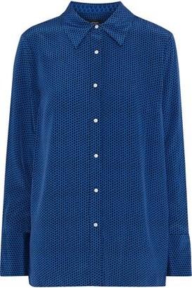 Proenza Schouler Polka-dot Silk Shirt