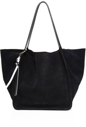 Proenza Schouler Extra Large Suede Tote