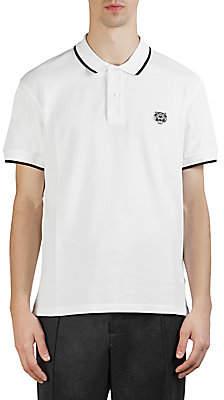 Kenzo Men's Tiger Crest Cotton Polo