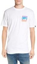 Quiksilver Men's Graphic Crewneck T-Shirt