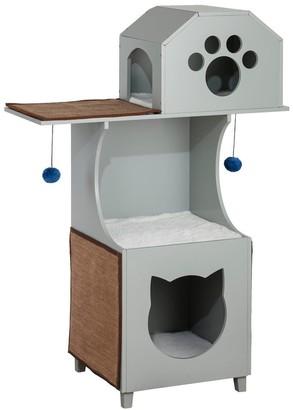 Elegant Home Fashions Gizmo's Box Tower