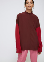 Haider Ackermann Buthan / Blood Classic Oversized Shirt