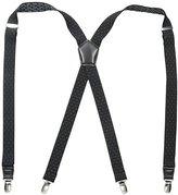 Dockers Dobby Print Suspenders