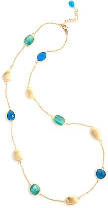 Rivka Friedman Cat's Eye 33In Necklace