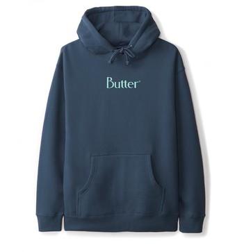 Butter Goods - Classic Logo Pullover Slate - XL