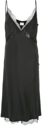 Dion Lee lace trim slip dress