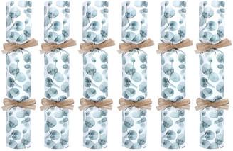 Gisela Graham - Eucalyptus Crackers - Set of 6